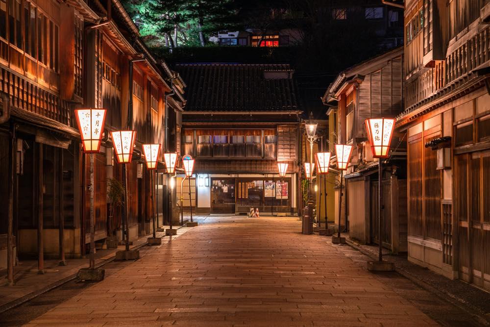 金沢 温泉
